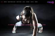 Fitness HQ website